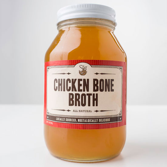 Salt, Fire & Time Bone Broths