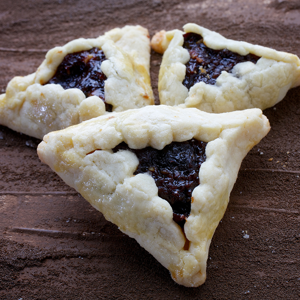 HISTORY OF HAMANTASCHEN FWX