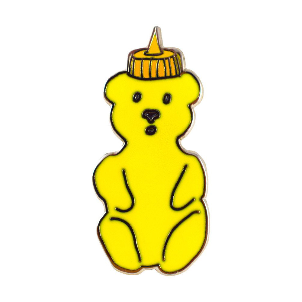 Valley Cruise Press Honey Bear Pin