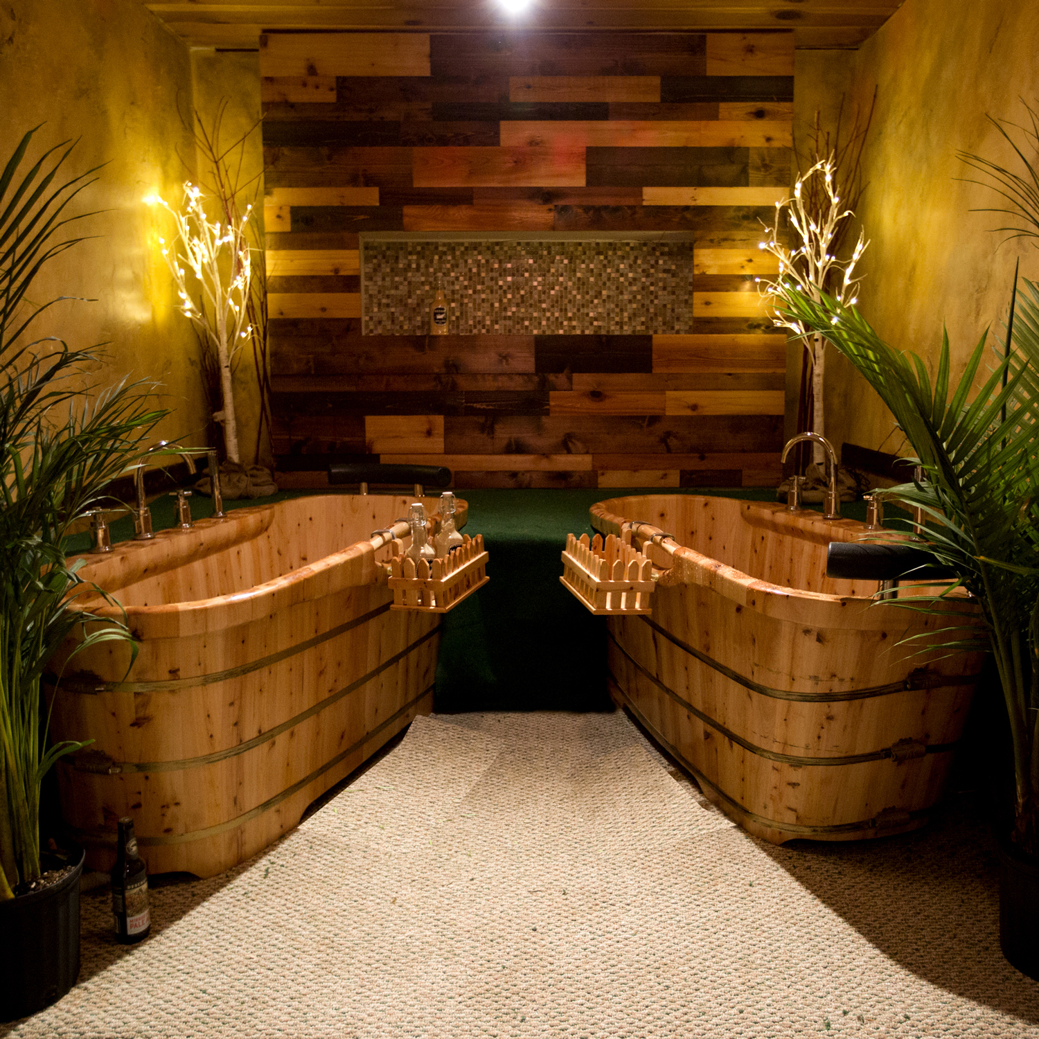 HOP IN THE SPA BEER SPA FWX