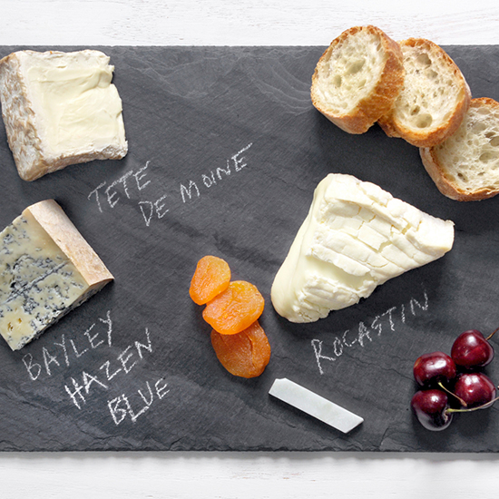 Brooklyn Slate Company Slate Cheese Board