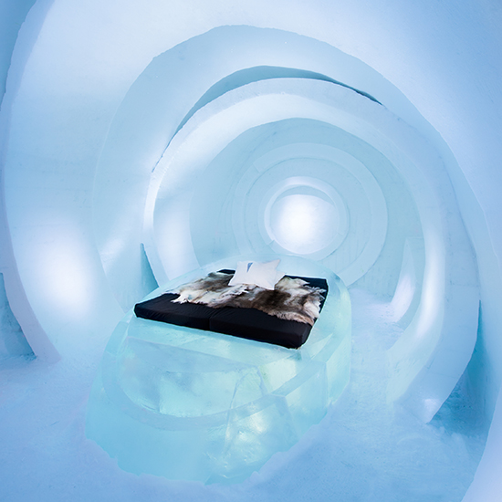 ice hotel live your time