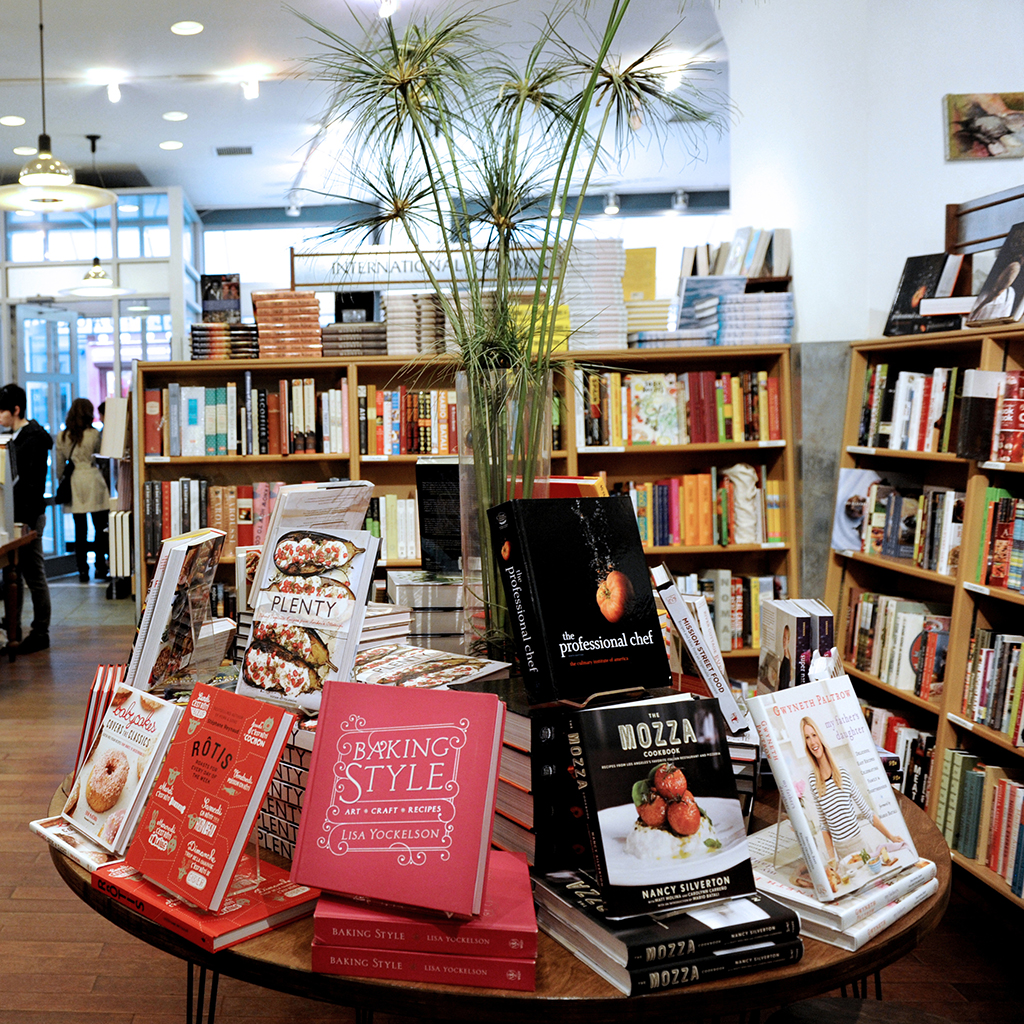 McNally Jackson Books, NYC