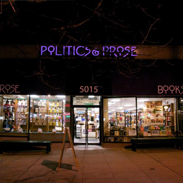 Politics and Prose, Washington D.C.