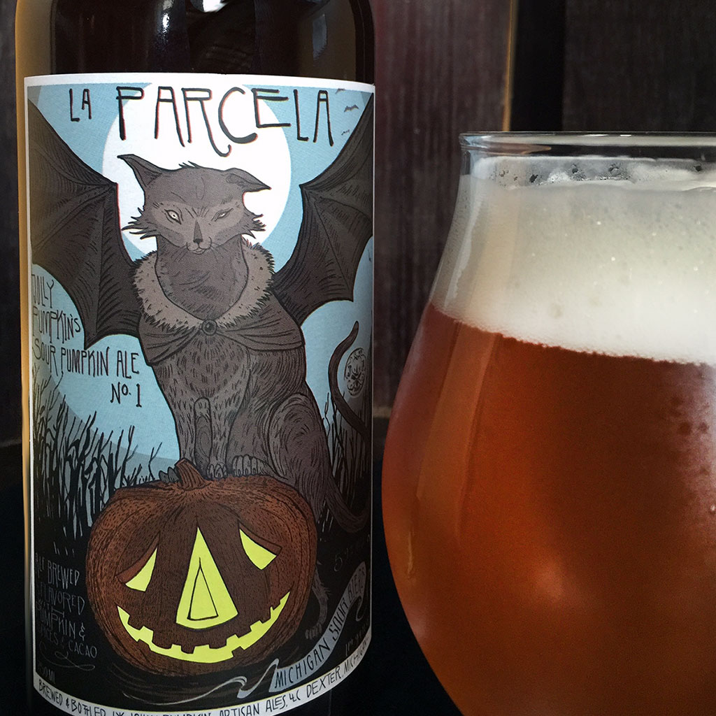 Jolly Pumpkin La Parcela