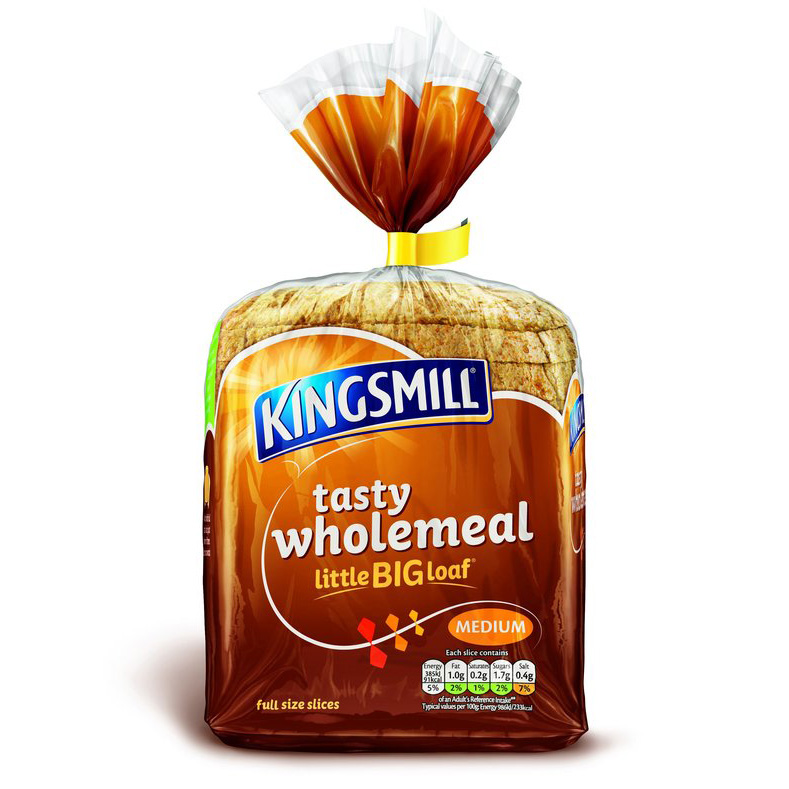 Kingsmill, bread