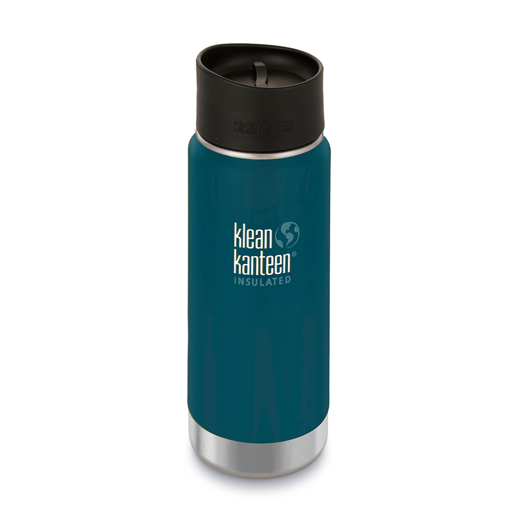 Kleen Kanteen Insulated Bottle + Café Top