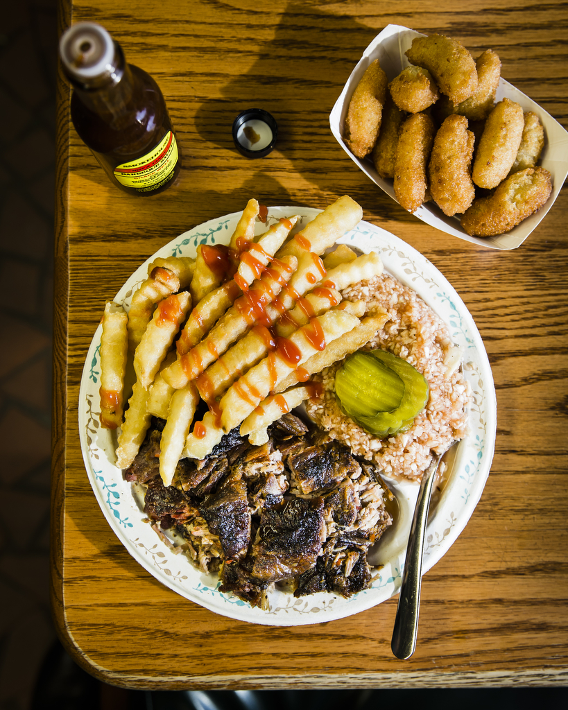 North Carolina: Lexington Barbecue