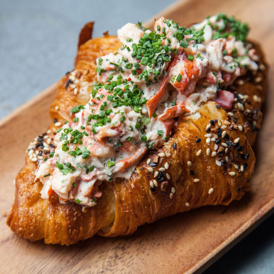 Lobster Roll Croissant