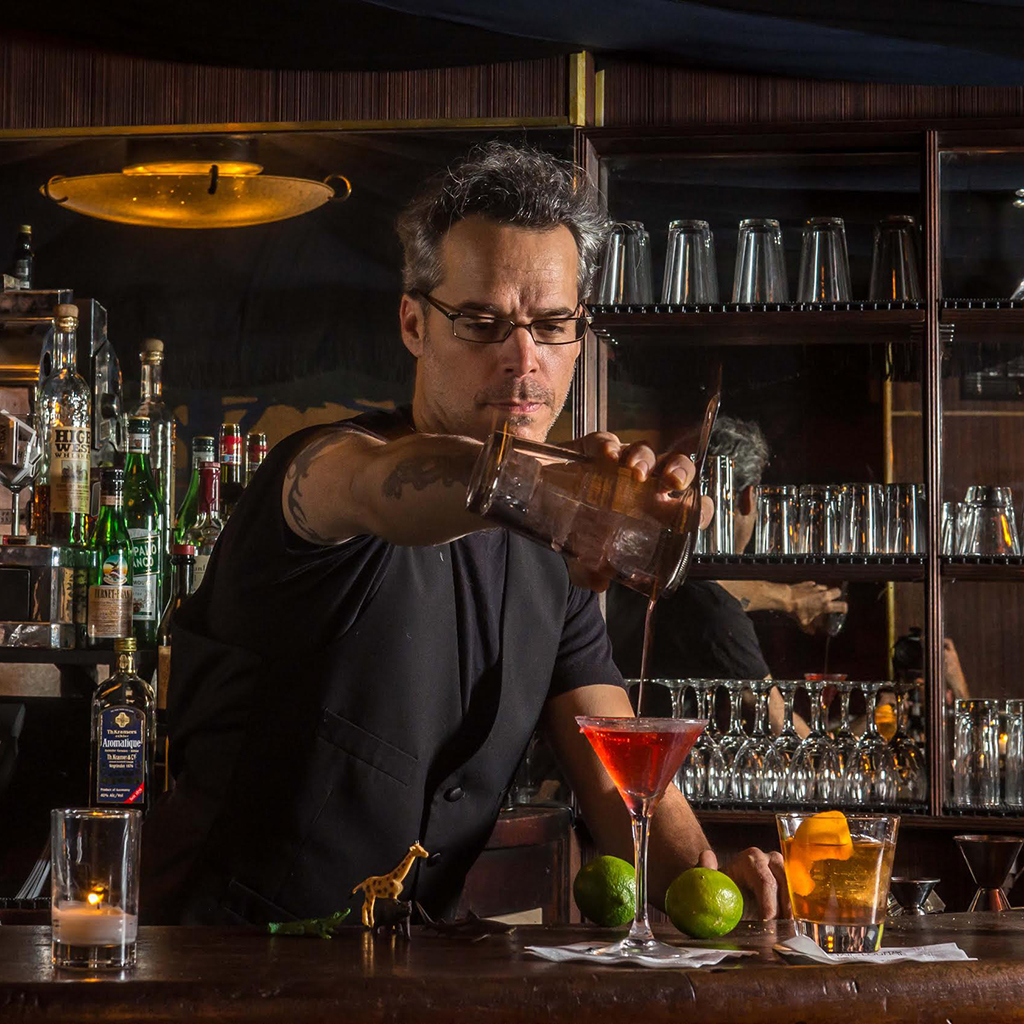 Michael Neff, drink, cocktail, bartender