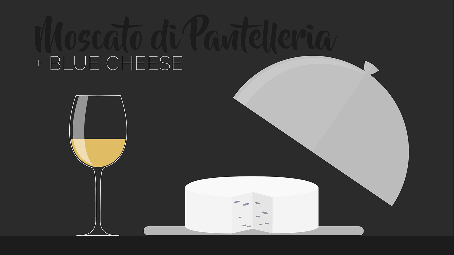 moscato wine goes well with blue cheese wine pairings for strong and soft cheeses