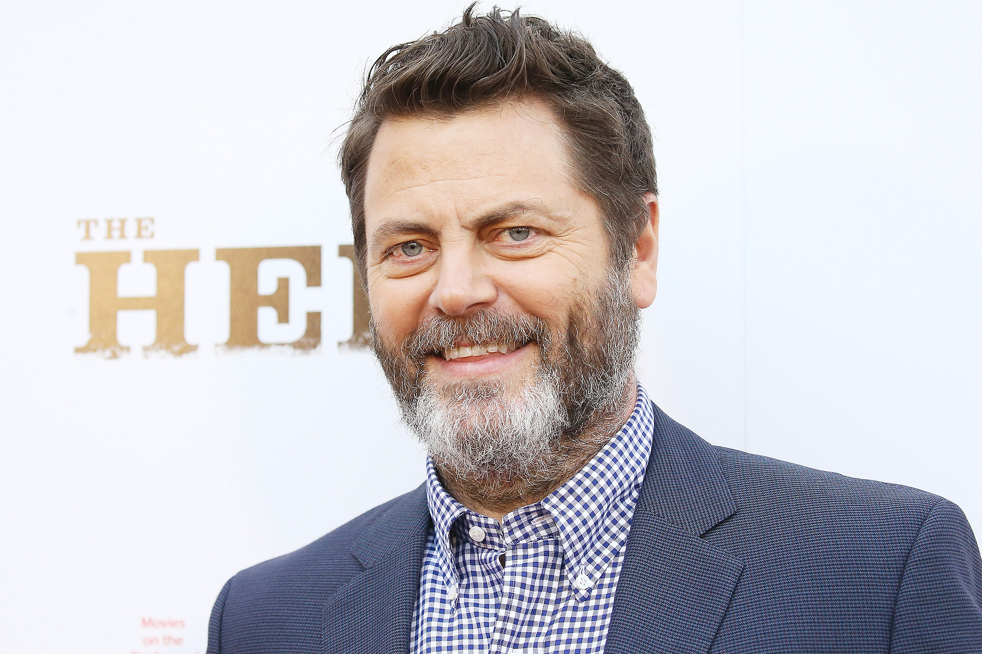 Nick Offerman on His High-Calorie Parks and Rec Diet: They Told Me to 'Stay Beefy'