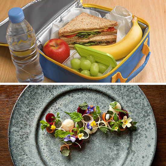 NOMA CHEF TRYING TO MAKE SCHOOL LUNCH FWX