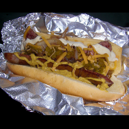 Best Hot Dogs: Beez Neez Gourmet Sausages