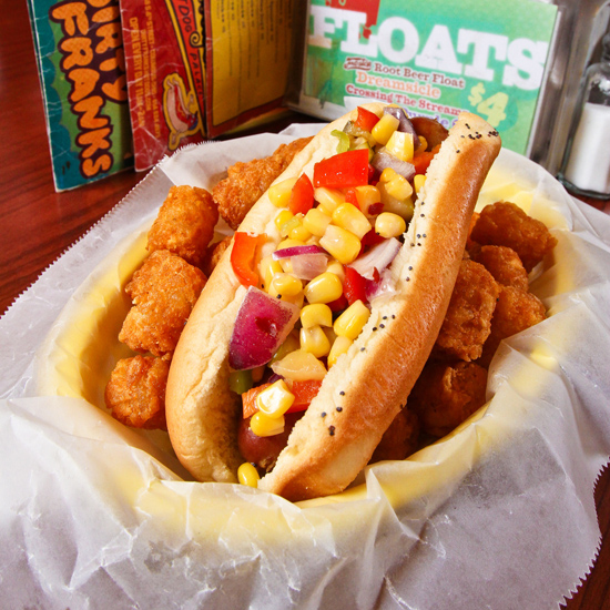 Best Hot Dogs: Dirty Franks