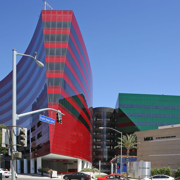 Pacific Design Center in West Hollywood, California