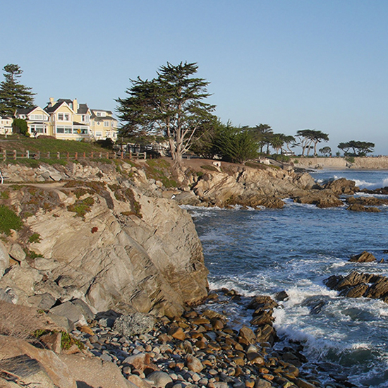 Instead of Big Sur, Try Pacific Grove