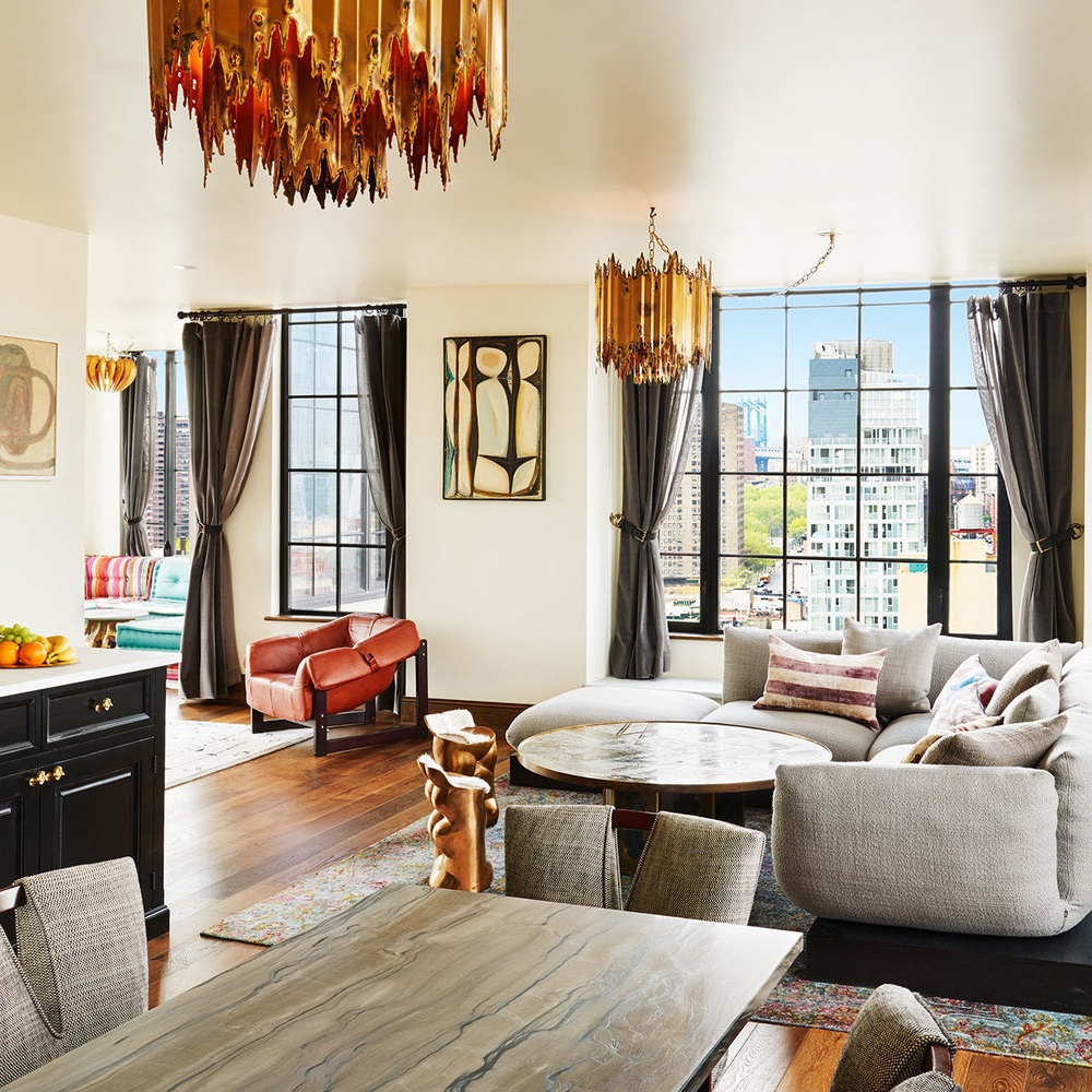 The Penthouse, Ludlow Hotel in New York City