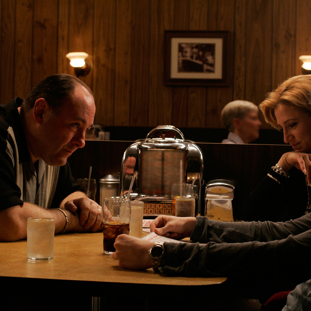 The Sopranos: Holsten's