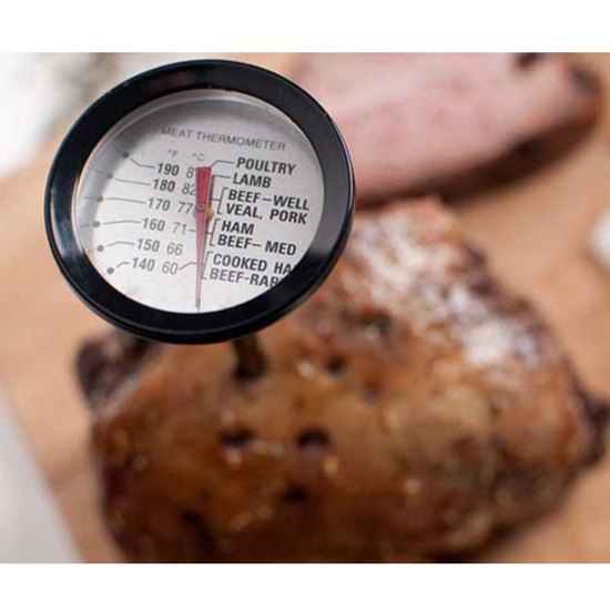 And a Meat Thermometer, Too
