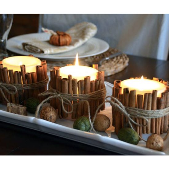 Give Unscented Candles A Kick