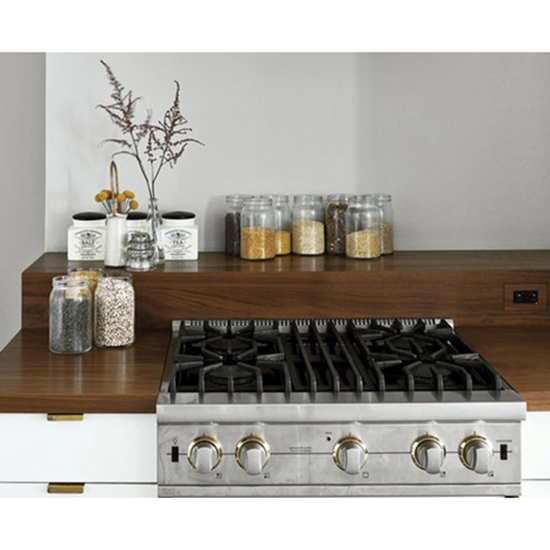 Degrease Cooktops and Cabinets