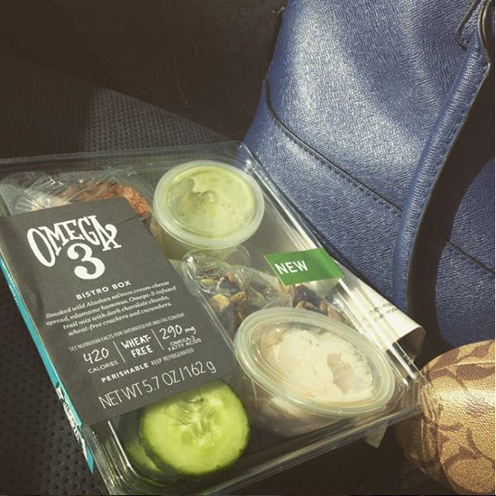 For Lunch: Omega-3 Bistro Box