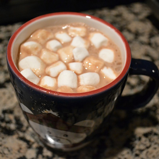 """Healthy"" Hot Chocolate"