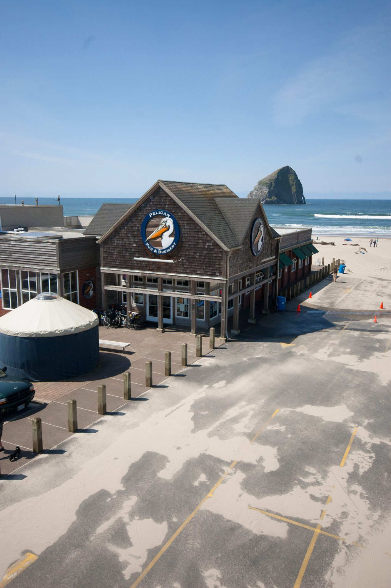 Pelican Brewing Company, Pacific Beach, OR