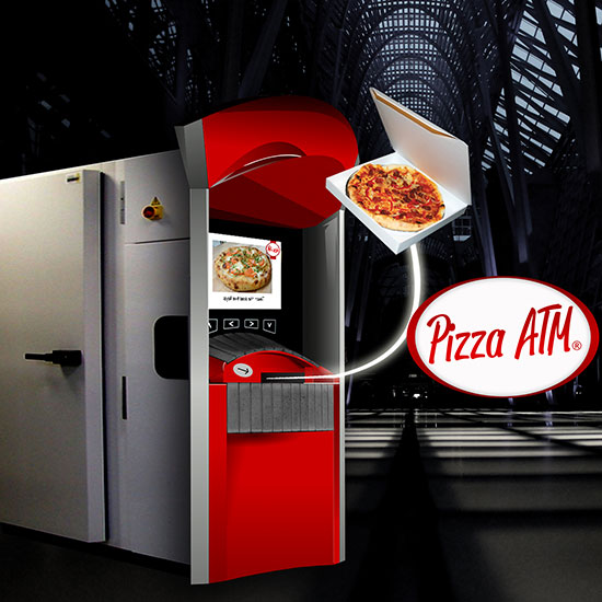 pizza atm