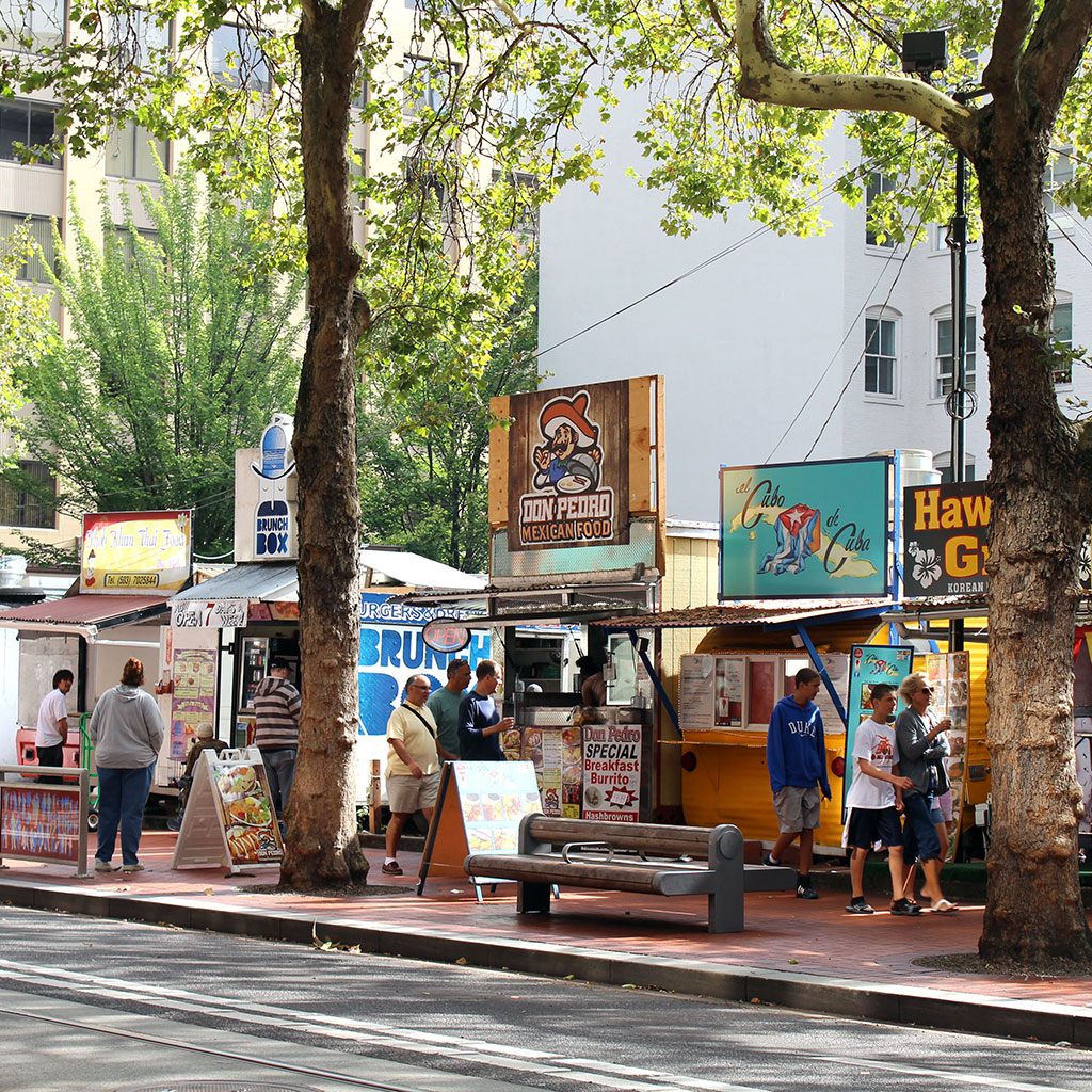 PORTLAND FOOD CARTS IN DANGER FWX