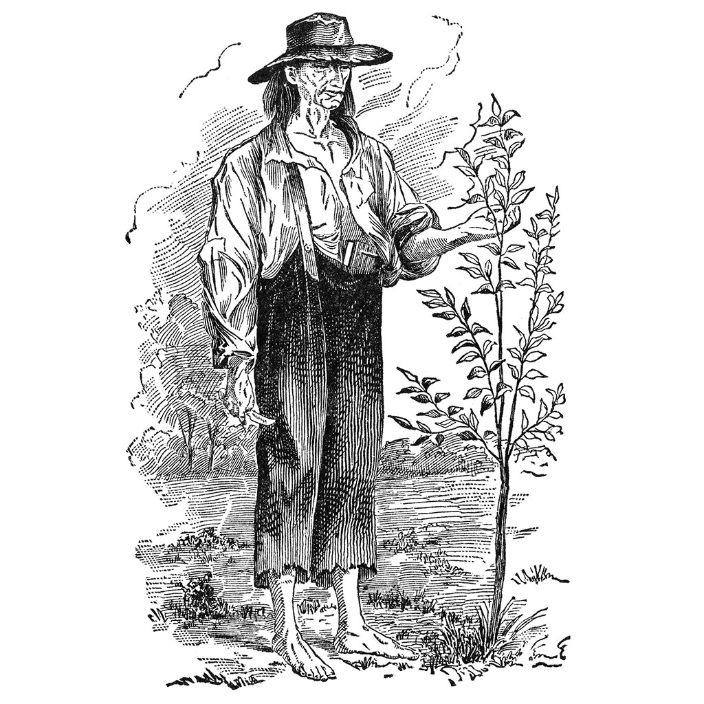 REAL HISTORY OF JOHNNY APPLESEED FWX