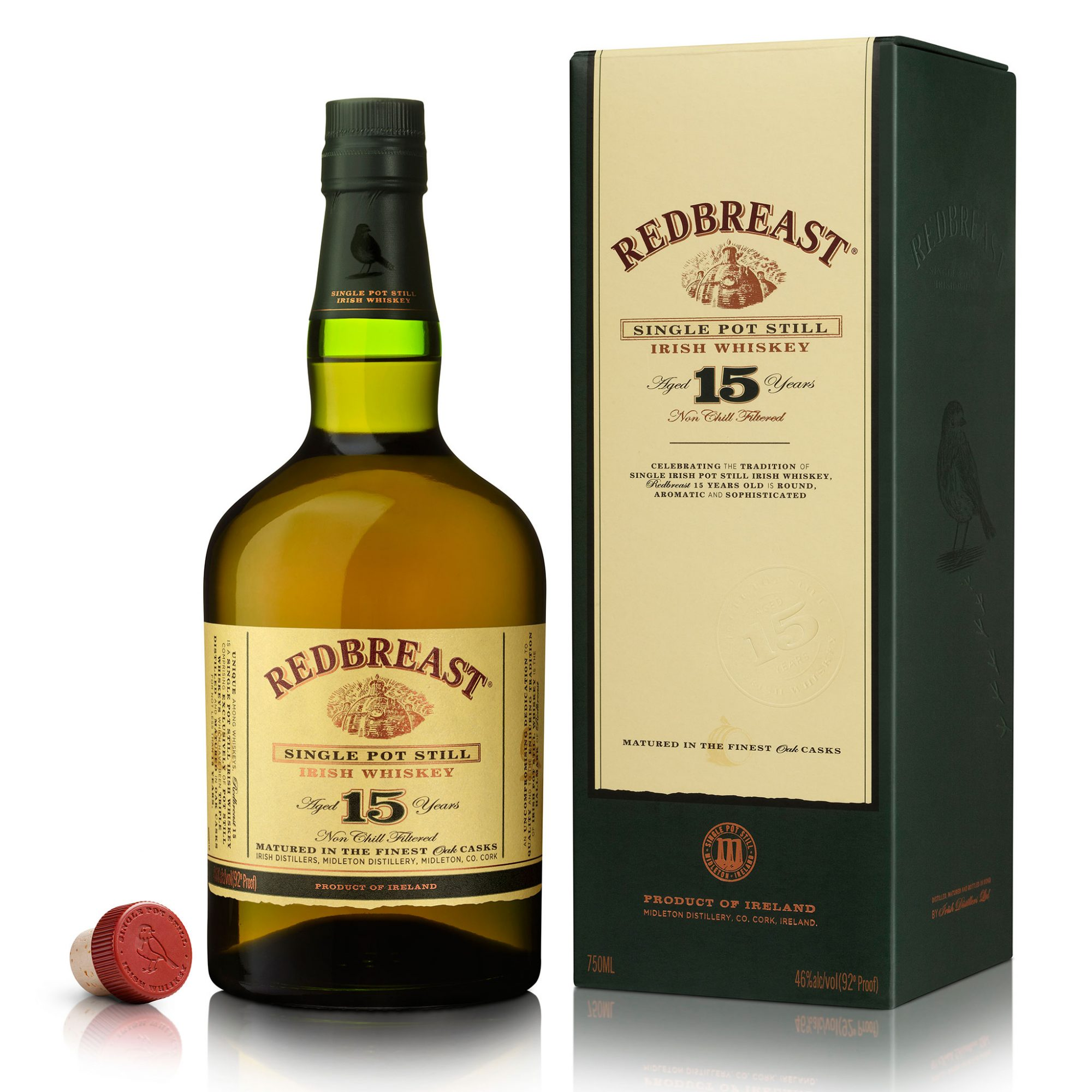 REDBREAST WHISKEY