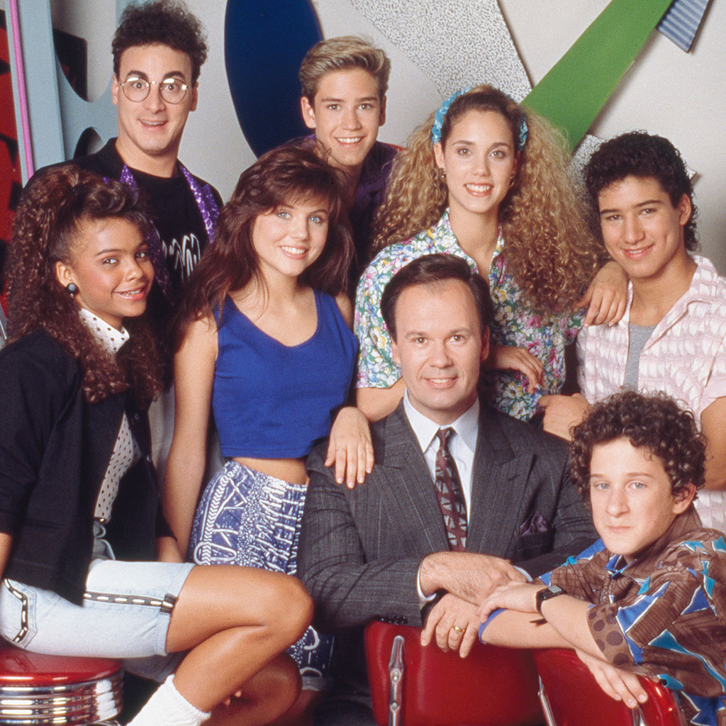 SAVED BY THE BELL POP UP FWX