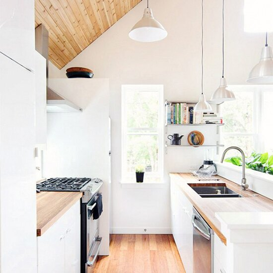 7 Solutions for Your Small-Kitchen Problems | Food & Wine