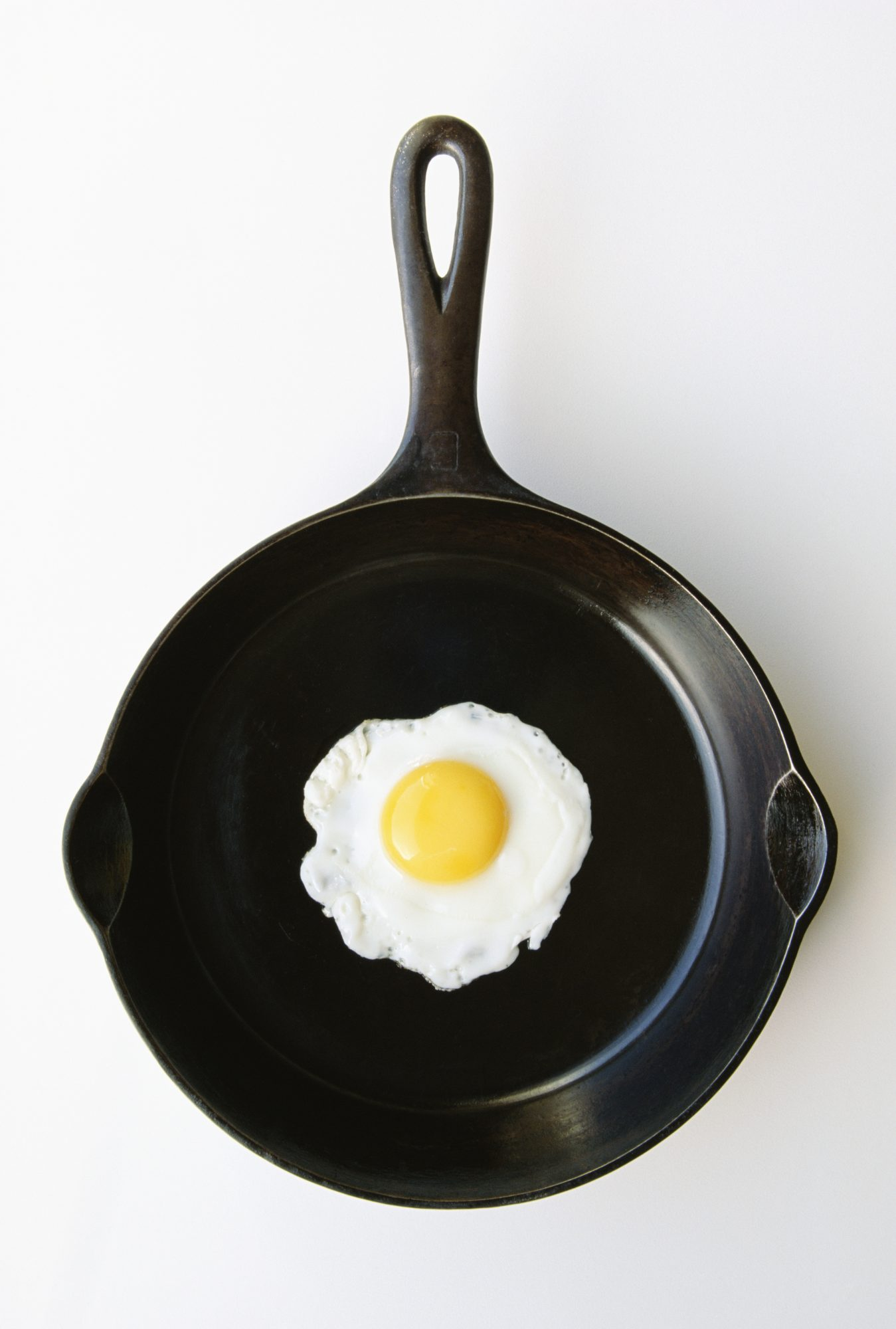 Myth #5: Maintaining a cast iron skillet is not worth the time and effort.