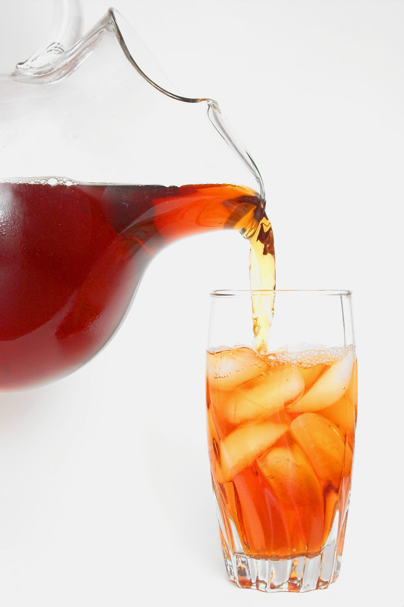 Myth #2: Sweet tea is just iced tea with a lot of sugar.