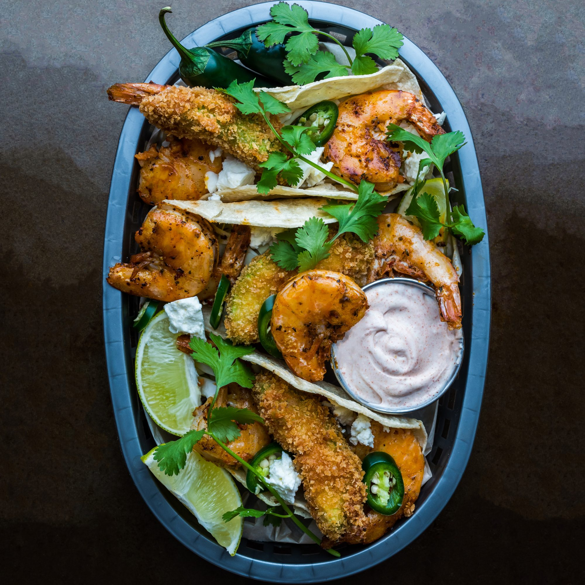 stacked-shrimp-fried-avocado-tacos-fwx