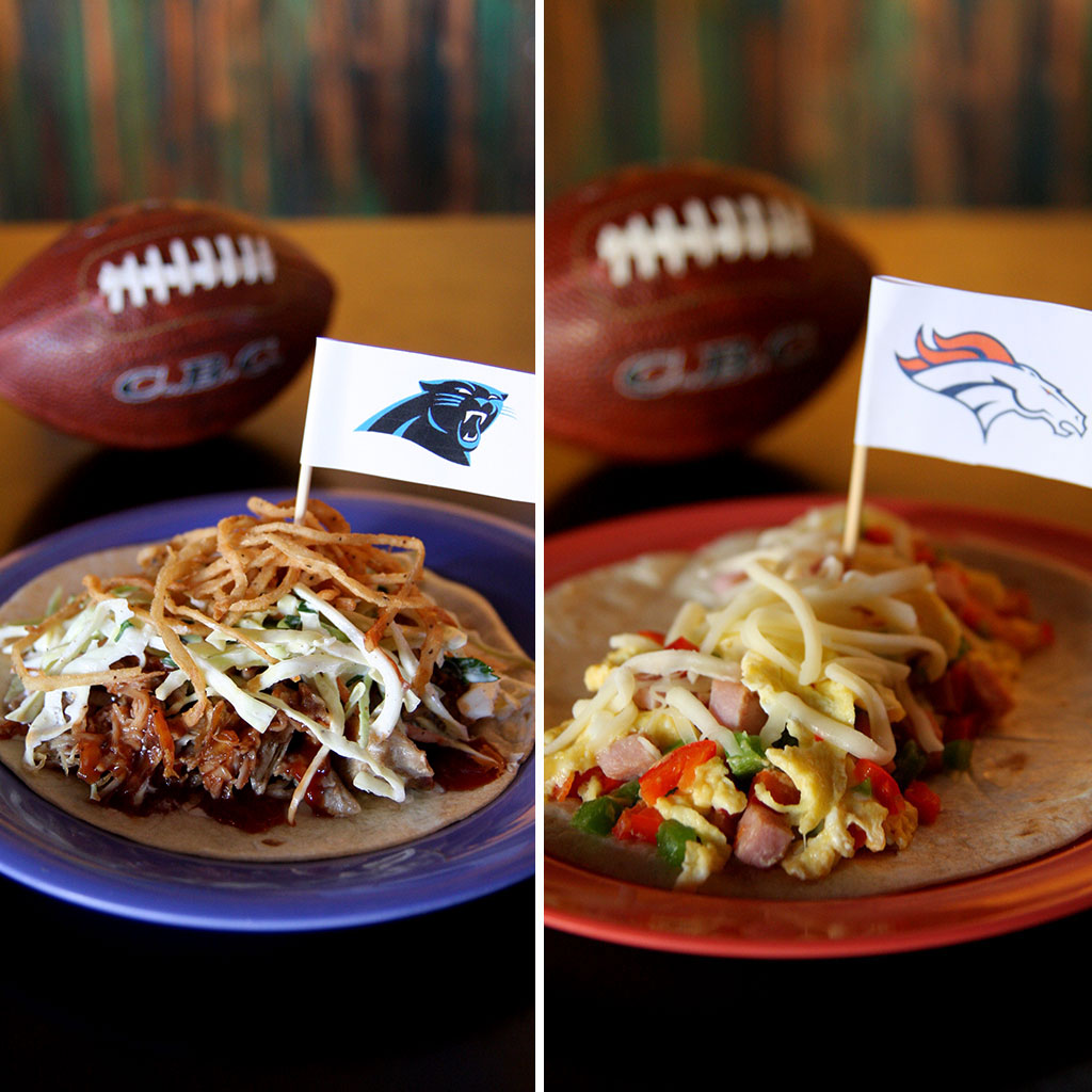 SUPER BOWL DISHES BERRYHILL TACOS FWX