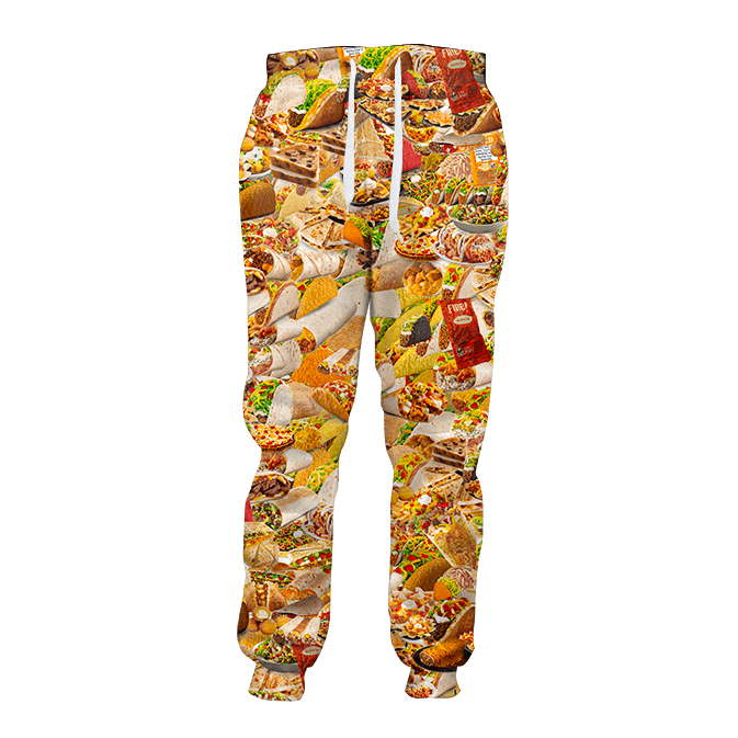runner, gift, gift guide, joggers, tacos
