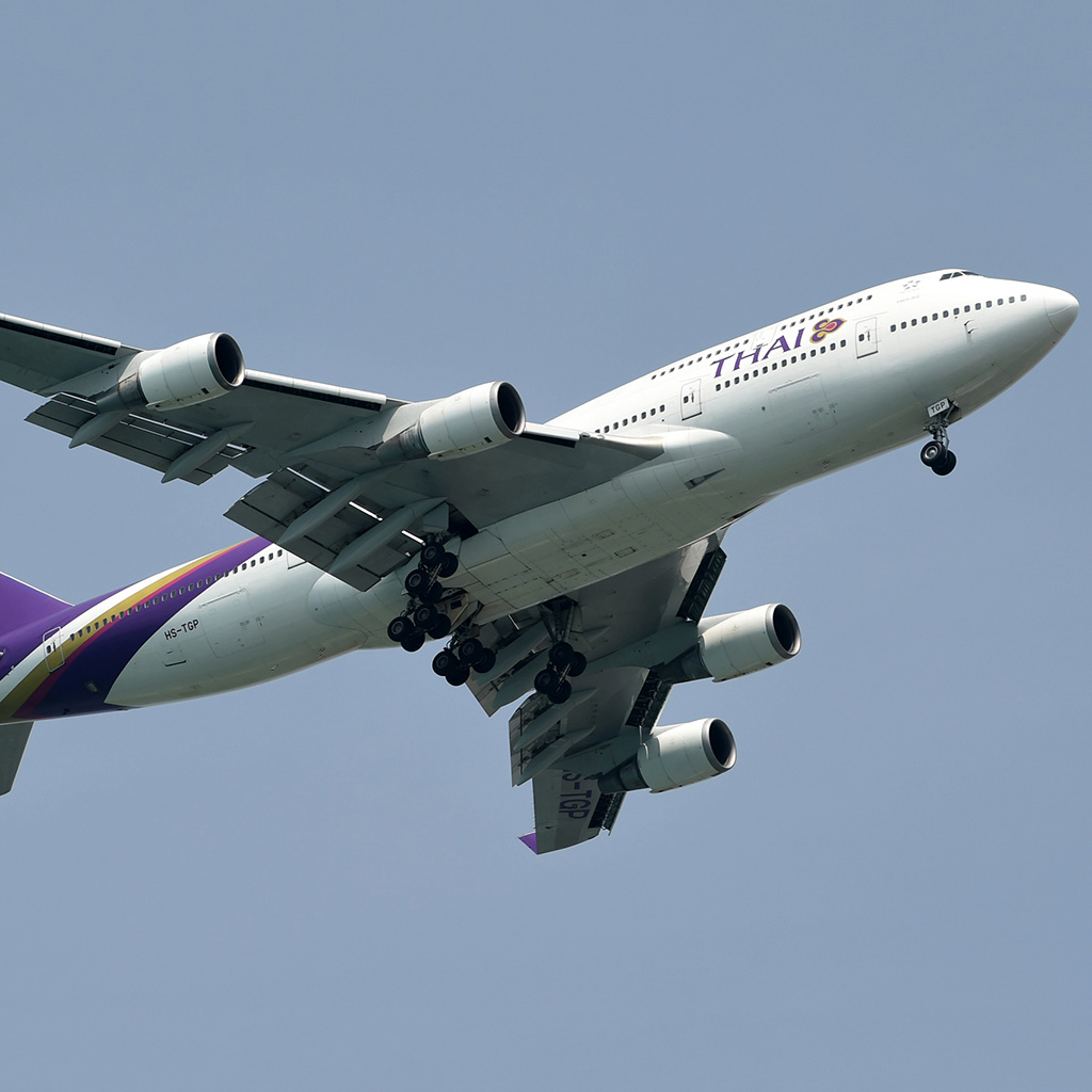 No. 10: Thai Airways International