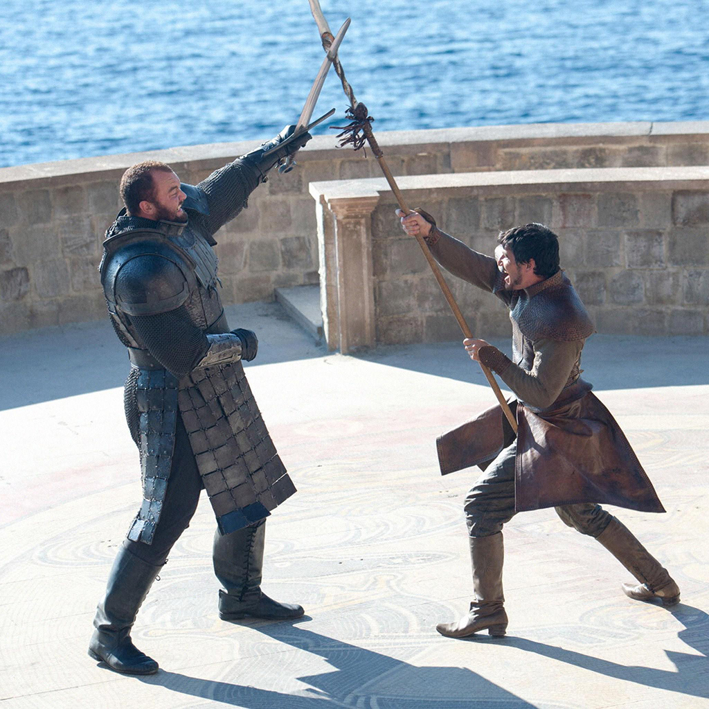 Game of Thrones, The Mountain
