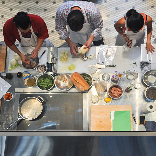 San Francisco Cooking School, U.S.