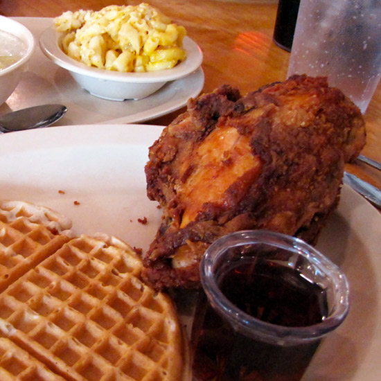 Roscoe's House of Chicken and Waffles, Los Angeles