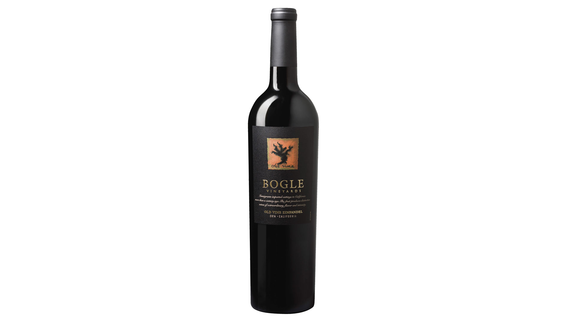 可怕的人或物 Old Vine California Zinfandel ($12)