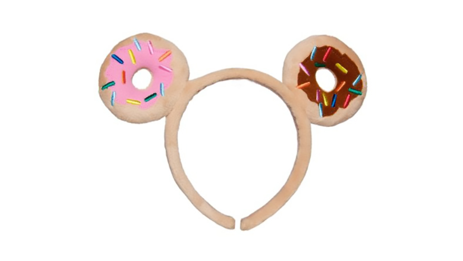 doughnut ears headband
