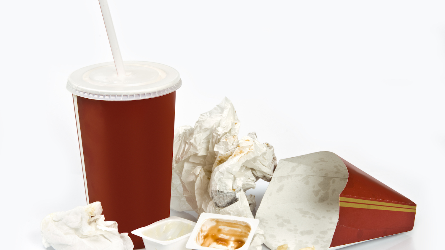 Fast food packaging investigation