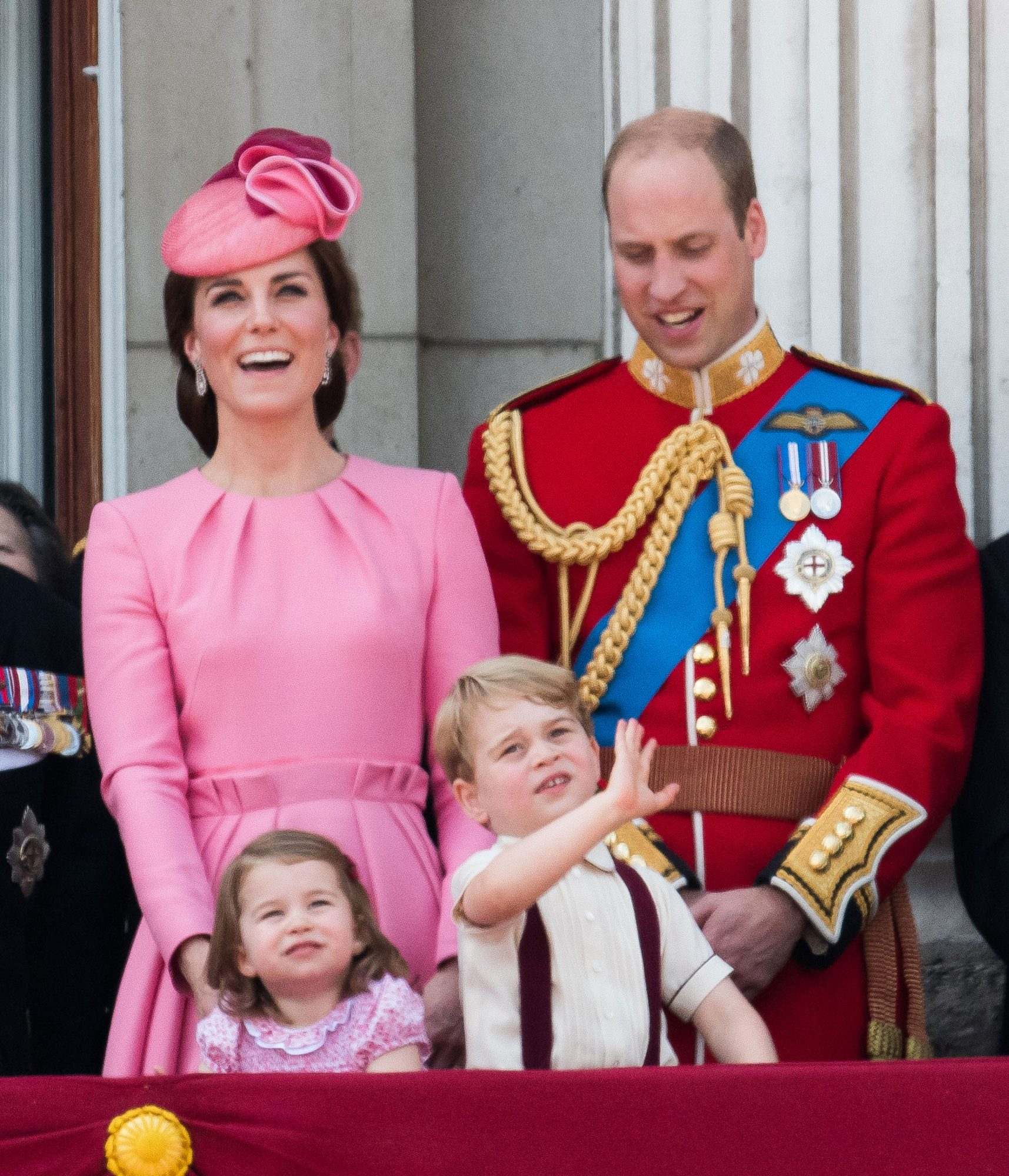 Family Trip! Will and Kate Will Bring George and Charlotte to Germany and Poland for Royal Visit