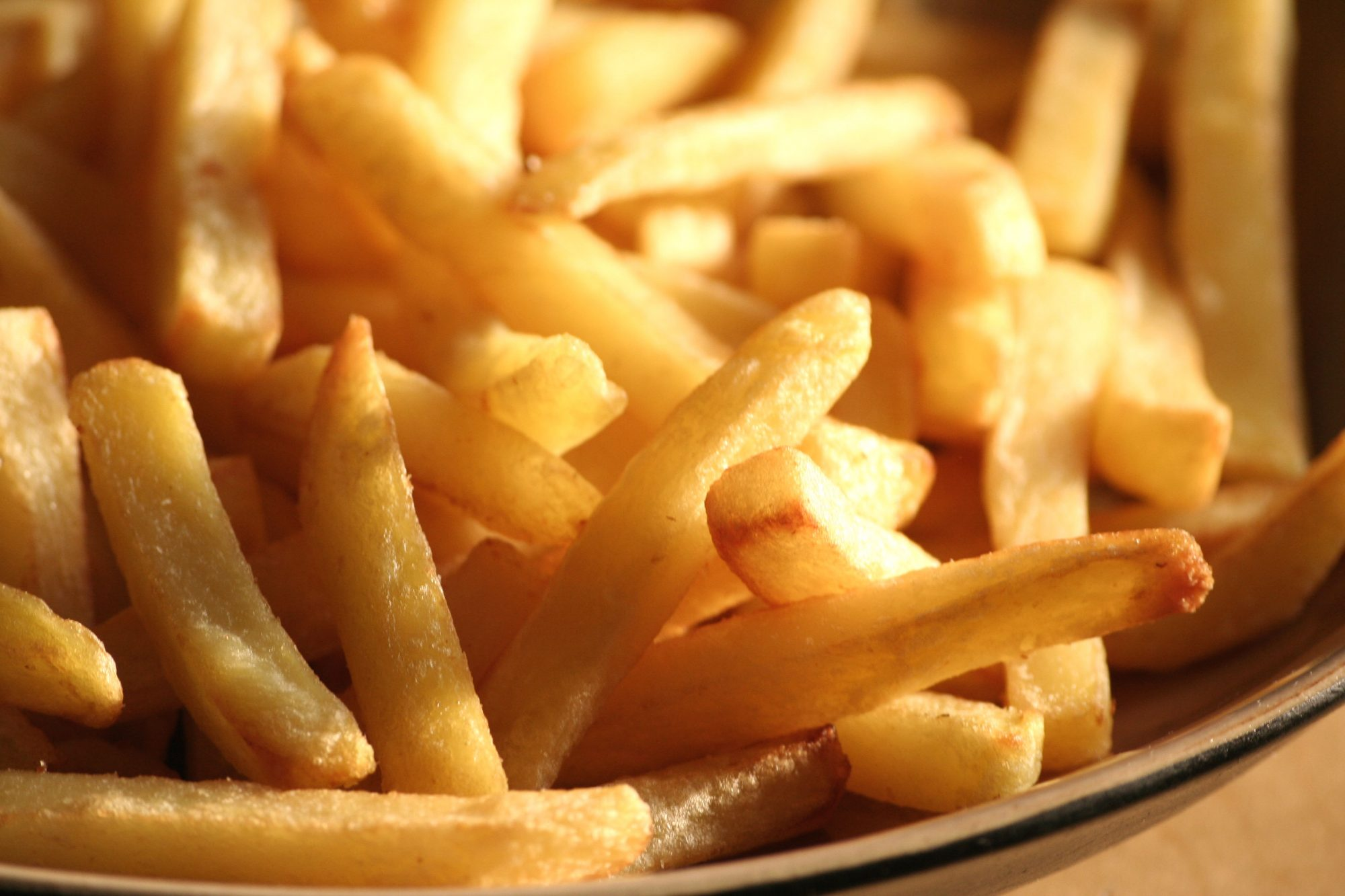 Starchy food