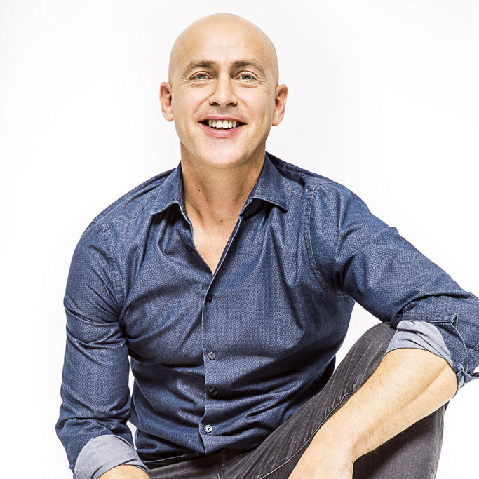 Andy Puddicombe of Headspace